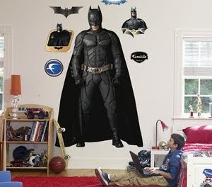 Fathead Wall Graphics: Read the Instructions!