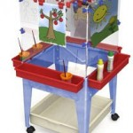 4-station-space-saver-easel-with-mega-tray-casters-18