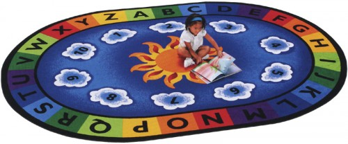 Benefits Classroom Rugs - More Than Just A Cute Decoration