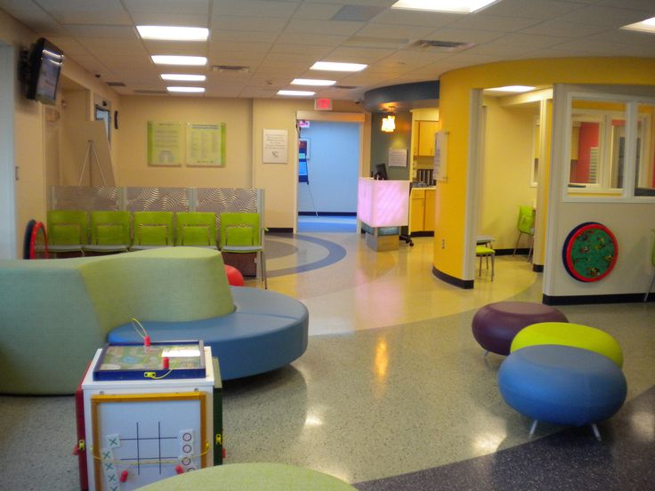 Activity Cube Dayton Children's Hospital