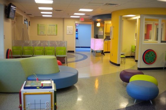 Design Ideas to Decrease Wait Times in the Doctor's Office Waiting Room