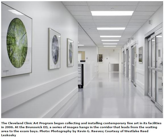 Emergency Room Design – Reducing Visual Overload