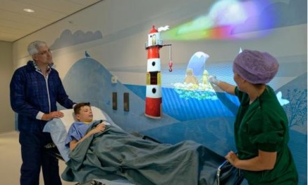 Positive Distractions Designed for Kids – Dutch Children's Hospital