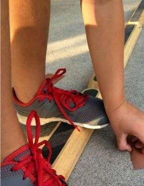 Activities for Kids: Using the Balance Beam