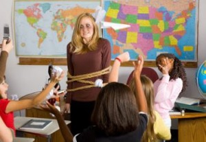 Getting Control of Your Classroom