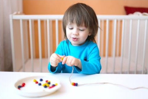 How Threading Beads Benefits Both Children and Seniors