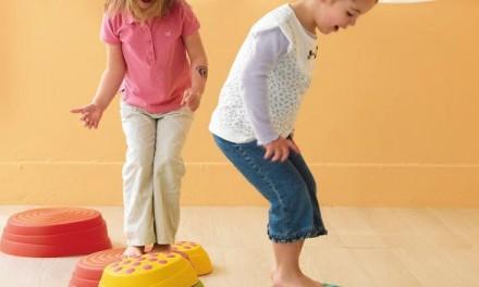 Fine Motor and Gross Motor Activities Help Small Children Gain Important Skills