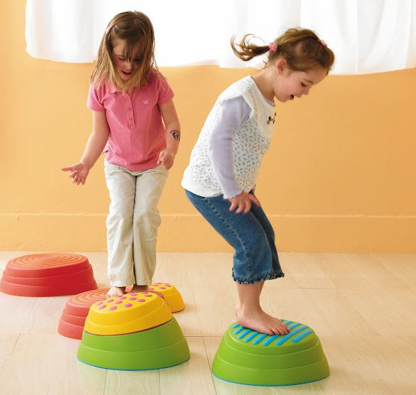 how to support physical development in preschoolers