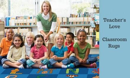 Classroom Rugs: A Teacher's Best Friend