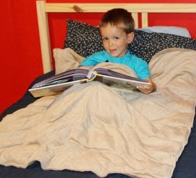 Benefits of Weighted Blankets – Interview with Kristi Langslet, OTR/L