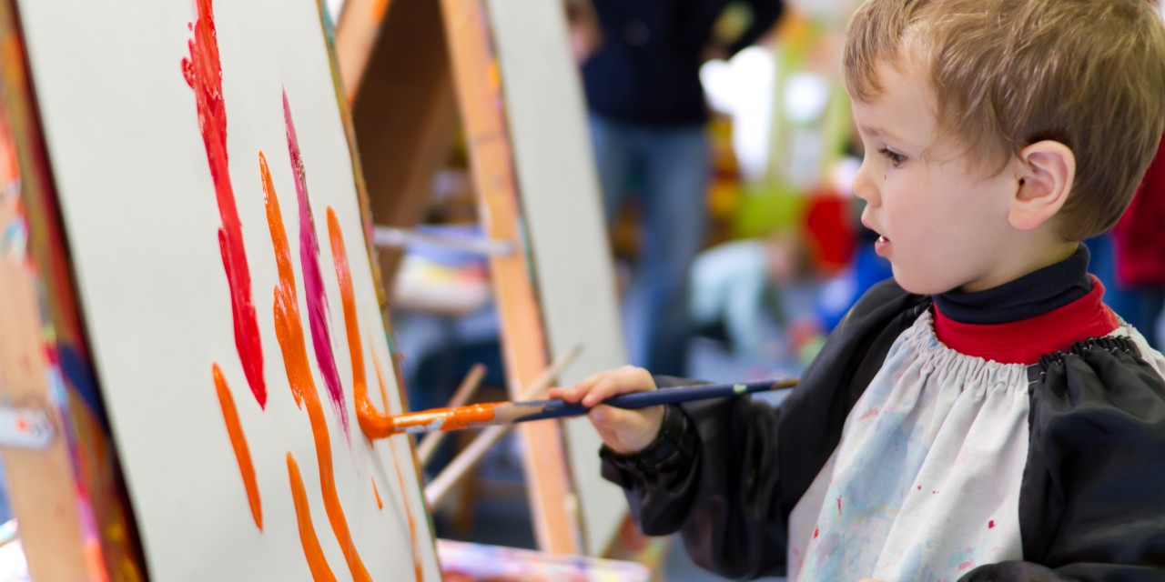 Art Easels bring out the creative side in your students