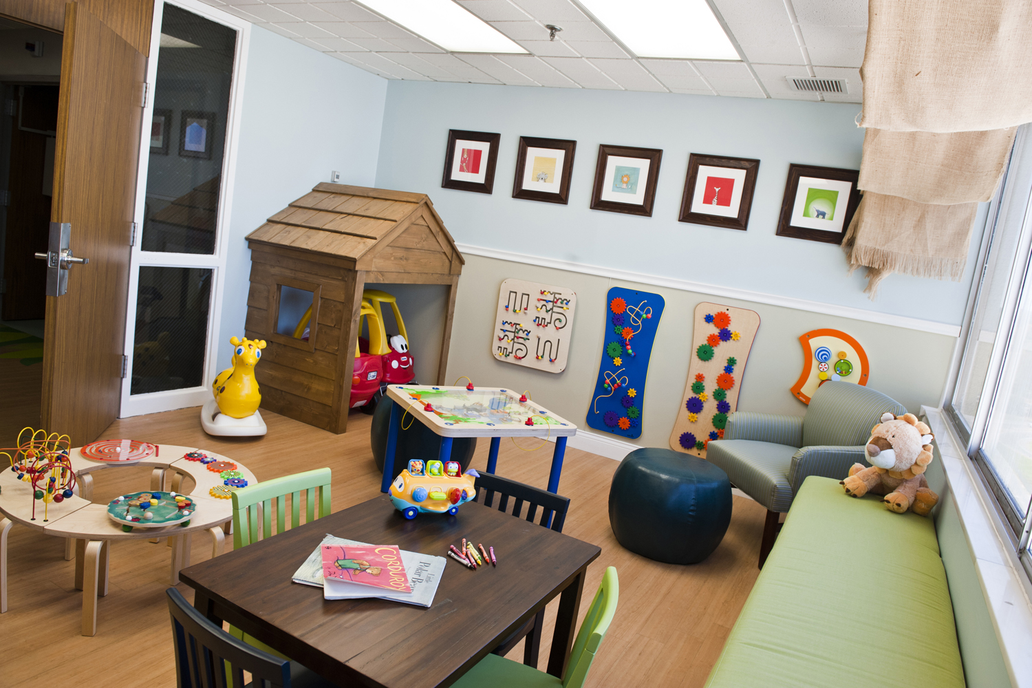 Waiting Room Solutions Designed for Kids | SensoryEdge Blog