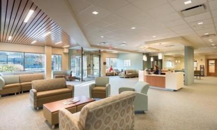 Hospital Waiting Room Design: Photo Tour of Stamford Hospital MOB