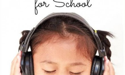 How to Avoid Sensory Overload in School