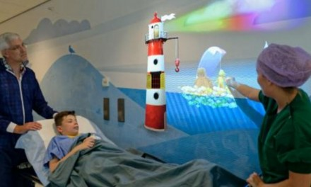 Innovative Way to Help Kids Fight Their Fear of the Doctor