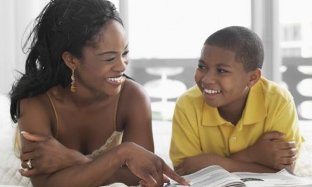 Encourage Reading by Doing It Together