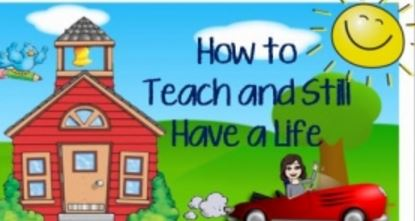 Find Balance Between Teaching and Having a Personal Life