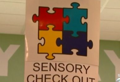 Calming Kids with Autism while Shopping