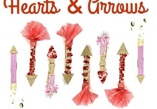 Valentine's Day Craft for Active Kids